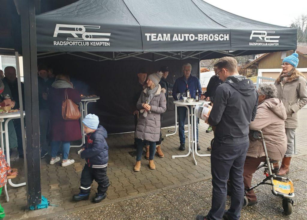 Informationsveranstaltung der Freien Wähler Buchenberg in Ahegg